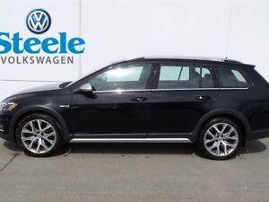2018 Volkswagen GOLF WAGON ALL TRACK