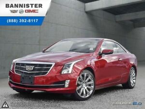 2016 Cadillac ATS Performance Collection AWD