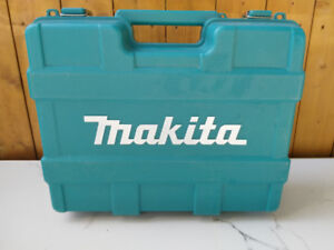 Makita Impact Driver & Drill Tools Case (Case only no tools)