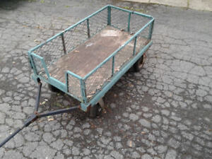 Garden or utility  Wagon