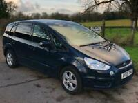 2009 Ford S-MAX 2.0TDCi Zetec - 12 Months Mot - Free Delivery! -
