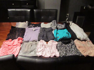Woman's clothing lot- 15 items
