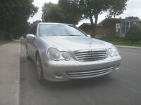 2007 Mercedes-Benz C-Class C280 AVANTGARDE 3.0l Berline