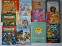 French children books ( livres en français ) paperback, BD Ottawa Ottawa / Gatineau Area Preview