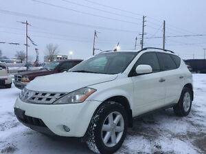 Nissan Murano Cruise Tilt Fully Loaded Leather Sunroof Etested