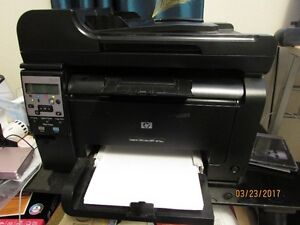 HP LaserJet 100 Color MFP M175nw