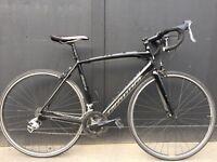Black Specialized Allez Road Bike - Excellent condition!