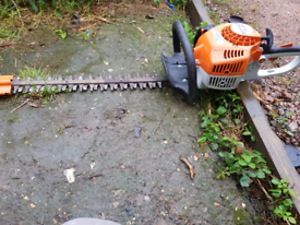 Stihl hs45 | Hedge Trimmers For Sale - Gumtree