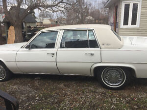 Hello I'm selling my 79 Cadillac mint condition6500 obo