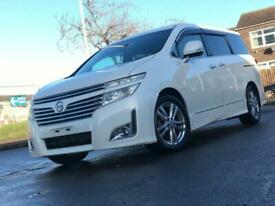 2010 Fresh Import New Shape Nissan Elgrand Highway Star 3.5 V6 Auto 7 Seater MPV