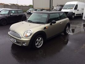 MINI COOPER 2007- ONLY 61,000 MILES, SERVICE HISTORY, 12 MONTHS MOT