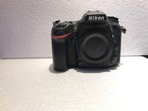 Nikon D7100 Nikon D3000 plus 4 lenses