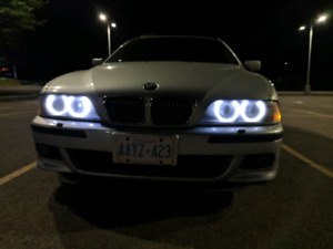 2001 Bmw 540i m- package