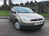 2004 (04) Ford Fiesta 1.25 2004.5MY Finesse