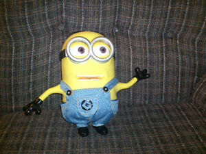 MINIONS TALKING DAVE TOY FOR SALE London Ontario image 1