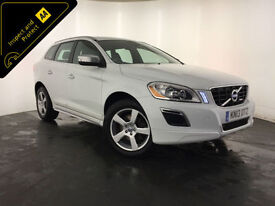 2013 VOLVO XC60 R-DESIGN NAV D4 DIESEL 1 OWNER FROM NEW FINANCE PX WELCOME