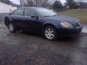 2006 NISSAN ALTIMA SE !! PRIVATE SALE !!