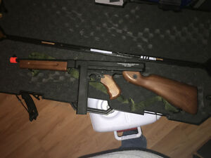 Thompson M1A1 Airsoft Electric