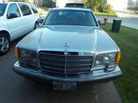 1992 Mercedes Bens for sale