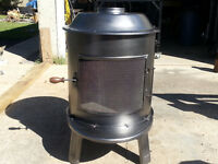 Wood Burning Space Heater or Fire  Pit