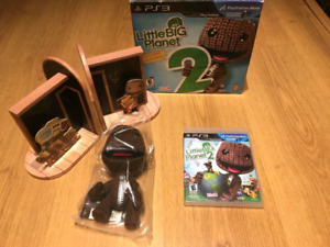 Little Big Planet 2 Ps3 Collector's Edition