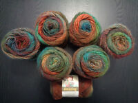 Crazy Yarn De-Stash!!!  Part 17: worsted, wool blends, pure wool