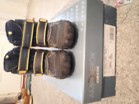 Euc geox lined winter boots 8t