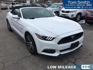 2017 Ford Mustang GT Premium  LEATHER/HEATED AND COOLED SEATS