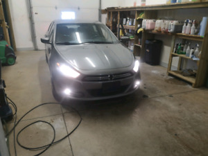 2013 dodge dart limited certified