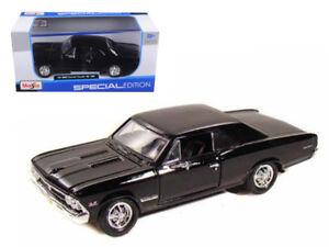 1966 Chevrolet Chevelle Ss396 Maisto 1 24 Scale