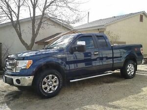 2013 F150 5.0L XLT SuperCab 4x4 w/6.5'Box and XTR Pkg. XTR packa