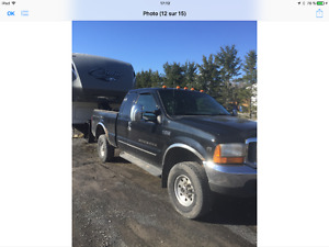 2000 Ford F-250 Toute equiper Camionnette