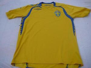 maillot de football Suede Umbro M