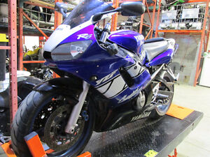 PIECES PARTS MOTO MOTORCYCLE YAMAHA YZFR6 YZF-R6 2002