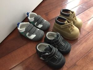 Baby Boy Shoes - Size 2