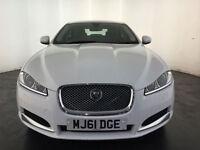 2012 JAGUAR XF SE AUTO DIESEL 188 BHP JAGUAR SERVICE HISTORY FINANCE PX WELCOME