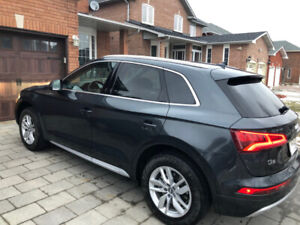 2018 Audi Q5 for Lease takeover- Almost New - 4 months - 6k km