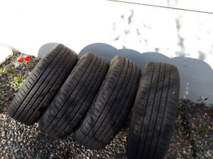 195/65/15 Cooper all season tires