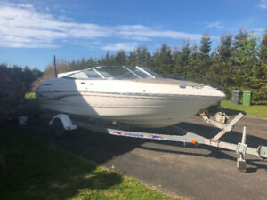 2003 Chaparral 183 SS speed boat