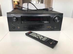 Denon AVR-791 - 7.1 Audio Output Receiver / Amplifier