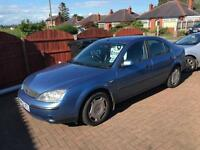 Ford Mondeo 2.0TDCi 130 LX 02/52
