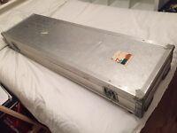 Flight Case coffin case for technics 1210 1200 pioneer allen and heath mixer mk2 *FREE DELIVERY*