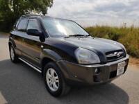 Hyundai Tucson 2.0CRTD ( 2WD ) auto CDX