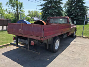 1989 CHEVY DUALLY  FOR SALE