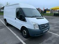 2010 Ford Transit 2.4 TDCi 350 Duratorq Medium Roof Van LWB 3dr Panel Van Diesel