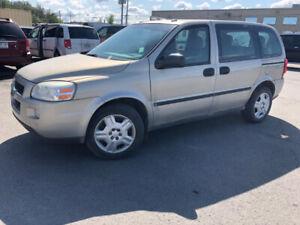 Chevrolet Uplan 2007