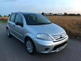 CITROEN C3 1.4HDi 8v ( 70bhp ) AIRDREAM + £30 ROAD TAX - 74 MPG