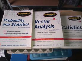 Maths textbooks