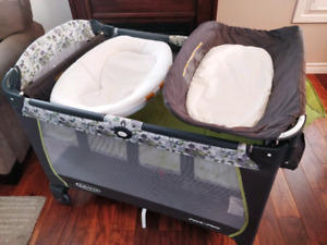 "Graco ""Botany"" Pack 'N Play Playpen"