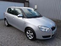 2008 Skoda Fabia 1.6 16V 2 5dr Tiptronic AUTOMATIC 5 door Hatchback